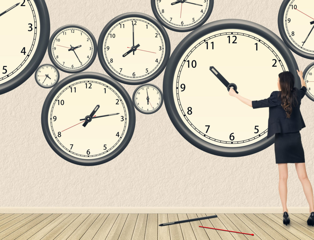"""Protect your schedule using the """"Near-Time Far-Time"""" concept"""